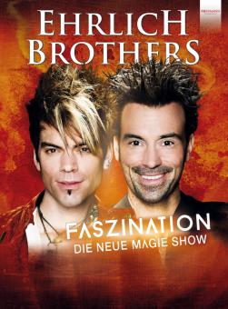Ehrlich Brothers: Faszination – 25.01.2018 (Do), 19:00