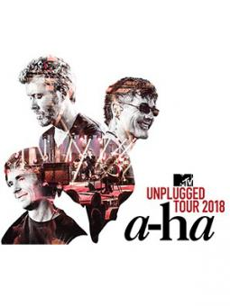 a-ha - MTV Unplugged Tour 2018