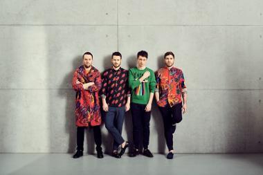 Revolverheld: Zimmer mit Blick - Arena Tour 2019