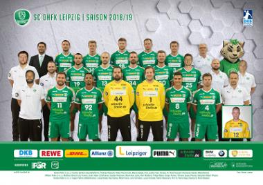 SC DHfK 1. Bundesliga Männerhandball 2018/19 – 23.05.2019 (Do), 19:00 – SC DHfK - HC Erlangen