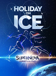 HOLIDAY ON ICE: SUPERNOVA – 19.12.2019 (Do), 19:00 Uhr