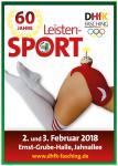 DHfK-Fasching 2018: 60 Jahre Leistensport!