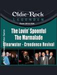 The Lovin' Spoonful & Marmelade. Clearwater Creedence Revival