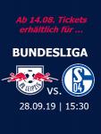 RB Leipzig Heimspiele Saison 2019/2020
