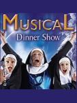 Die Musical-Dinnershow im Riverboat inkl. 4-Gänge-Menü